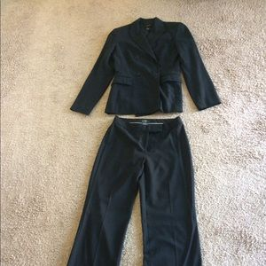 Vintage 90s double breasted suit